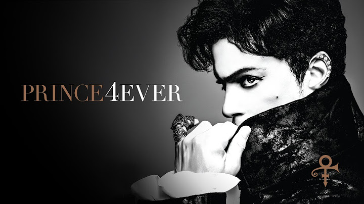 prince  4ever  prince  greatest hits full album