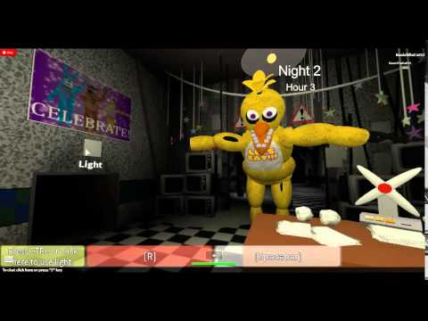 Download Daniel Plays Roblox- The Night Shift (Five nights at freddys 2 in Roblox)