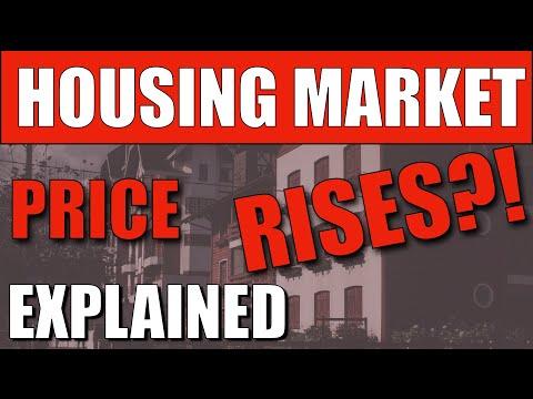 Housing Market - Price Rises Explained