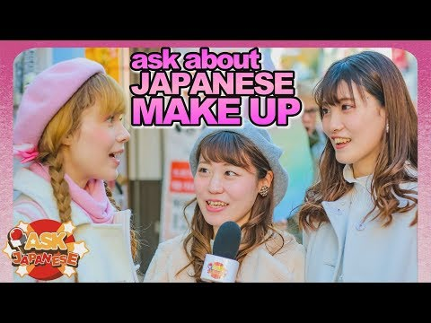 HOW MUCH MAKEUP is ENOUGH in JAPAN? Asking Japanese girls and boys on makeup rules