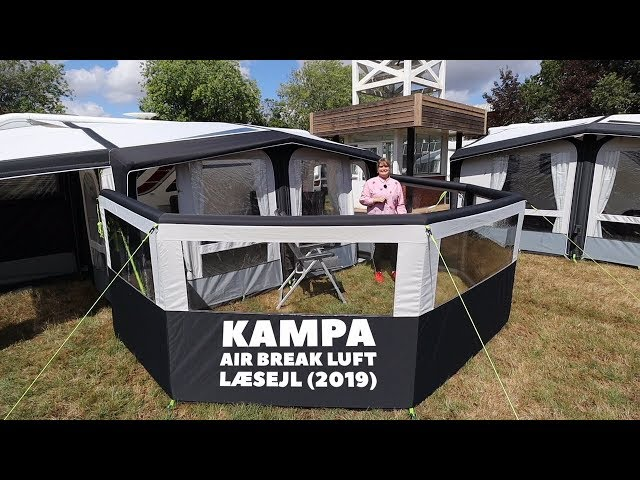 Kampa Air Break luft læsejl (2019)