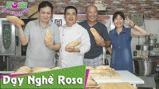 Duyên bánh mì của 2 học viên Hawaii và Singapore