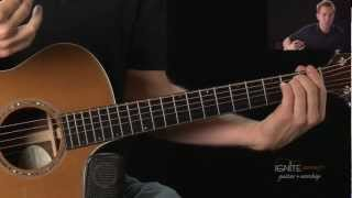 16th Note Strum Pattern - Learn Advanced Acoustic Guitar Lesson
