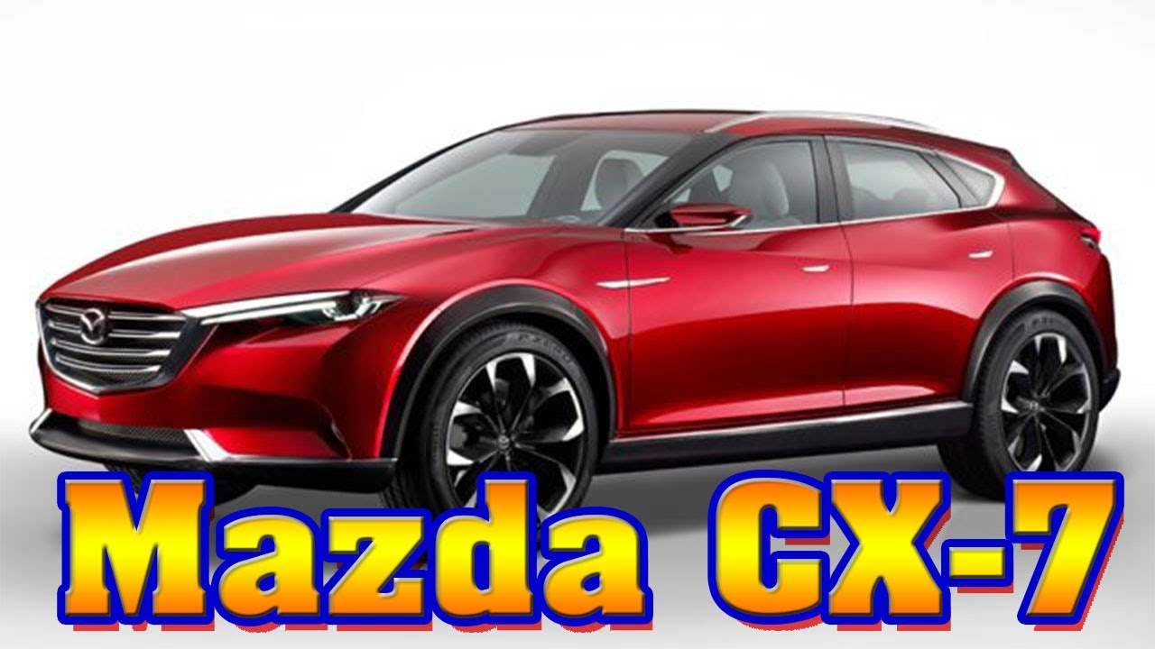 2018 mazda cx 7 mazda cx 7 2018 2018 mazda cx 7 grand. Black Bedroom Furniture Sets. Home Design Ideas