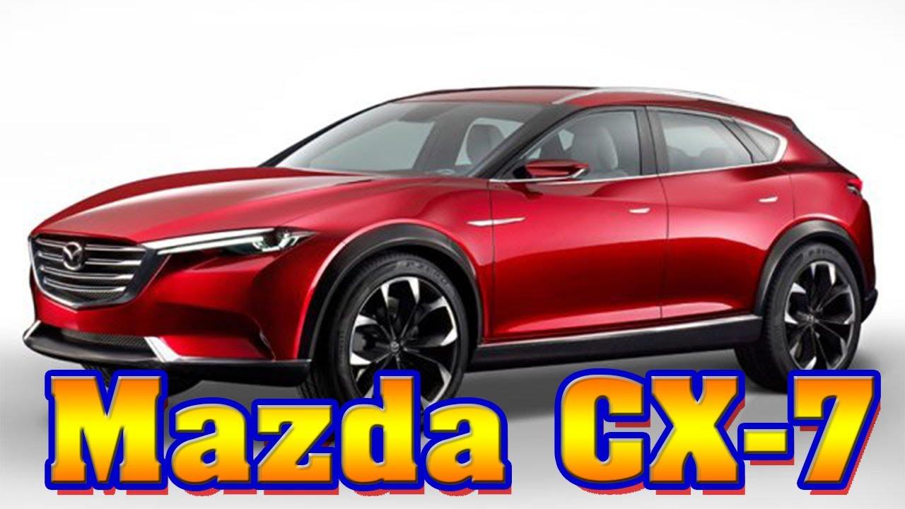 2018 mazda cx-7 | mazda cx 7 2018 | 2018 mazda cx-7 grand touring