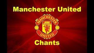 Manchester United's Best Football Chants Video   HD W/ Lyrics