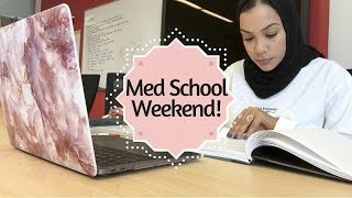 MED SCHOOL VLOG: What