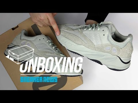 """Yeezy Resell Might Finally Be Dead + Yeezy 700 """"Salt"""" Unboxing"""