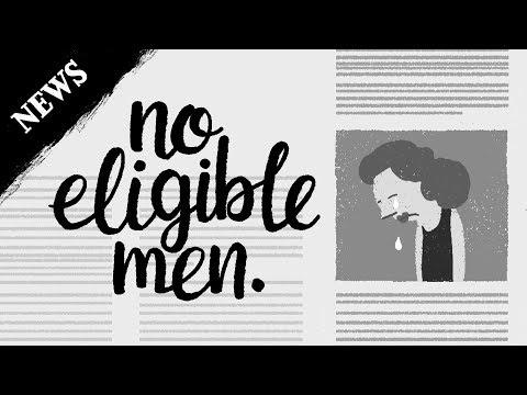 (news) - No Eligible Men - MGTOW