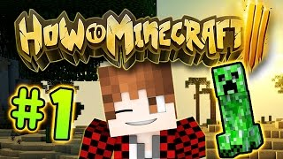 "Minecraft SMP: How To Minecraft 3 ""ULTIMATE CUSTOM SMP - WAR"" #1"
