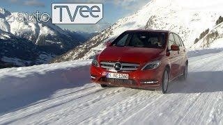Mercedes Allrad -Sicherheit oder Fahrspass auf Schnee? | autoTVee