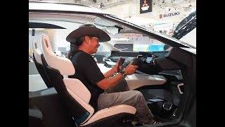 Download Video Mitsubishi e-Evolution Concept: Drive Your Ambition   GIIAS 2018 MP3 3GP MP4