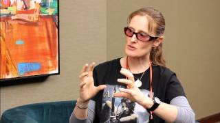 """""""Behind the Words"""" interview with Tracy at the Continuum Convention"""