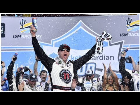 Kevin Harvick leads NASCAR standings after Phoenix