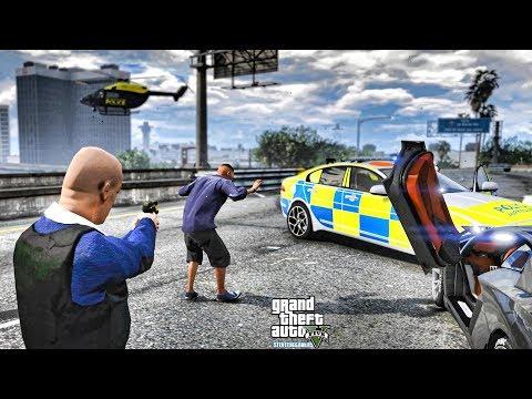 GTA 5 MODS LSPDFR 1068 - BRITISH PATROL!!! (GTA 5 REAL LIFE PC MOD) thumbnail