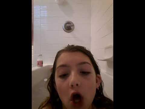 Part 1 of Milk and Cookies Bath Challenge