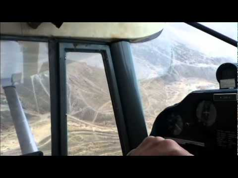 1957 Piper Tri-Pacer Flying around southern Idaho.
