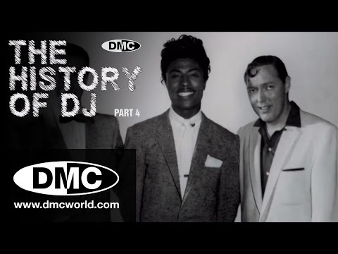 History Of DJ - Part 4:  40s & 50s American Radio