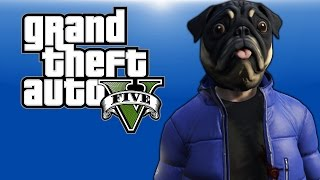 GTA 5 PC Online - Flying Cars, Ramp Cars, Ugly Masks, and Rocket Cars! - (Delirious' Perspective!)