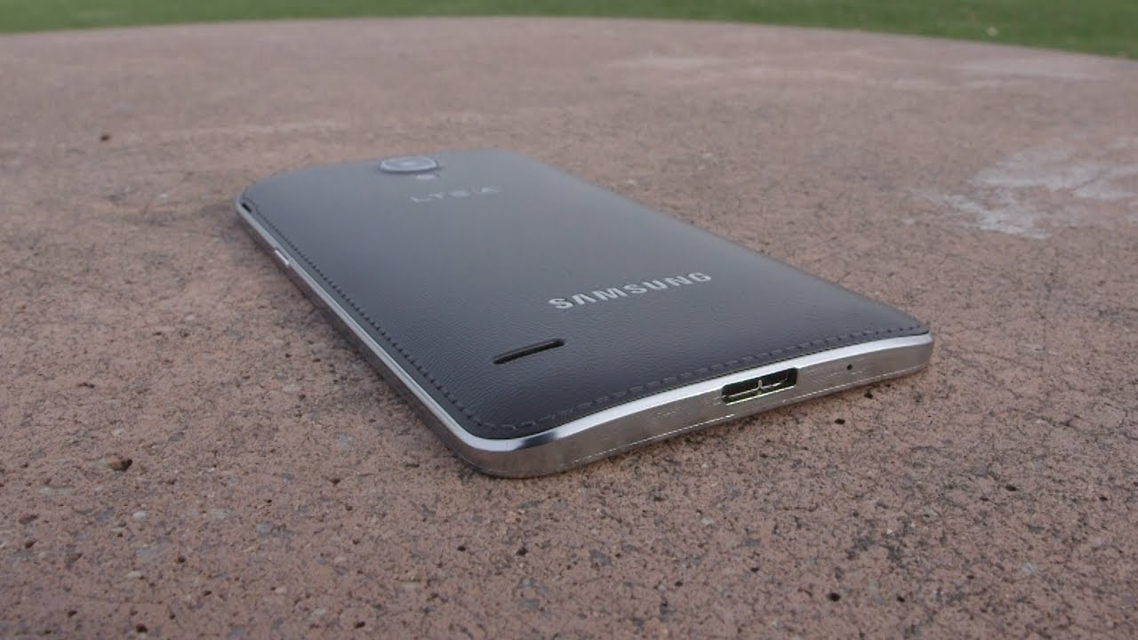 Samsung Galaxy Round Review!