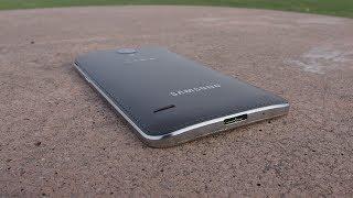 Samsung Galaxy Round Review!