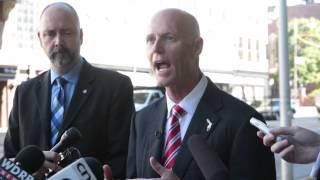 Governor Scott Announces 40 New Jobs in Miramar from Kentucky