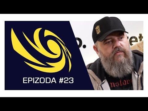 Vortex #23 | Rozhovor s Danem Vávrou o Kingdom Come: Deliverance a spousta novinek