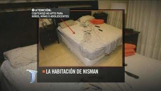 Imágenes reveladoras del caso Nisman: difundieron fotos de ...