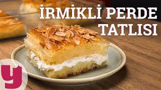 İrmikli Perde Tatlısı Tarifi (Paylaşsak Ya!) | Yemek.com