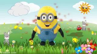 Download lagu Minions Song  for Kids - Happy Birthday Song