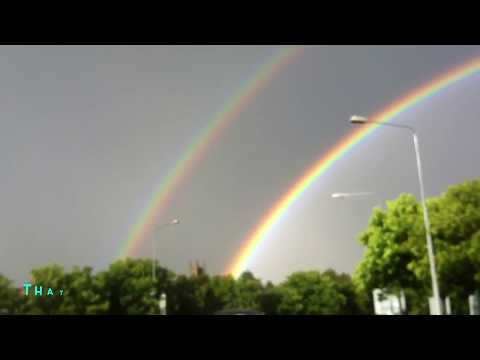 Double Rainbow Incredible, Rare and Beautiful