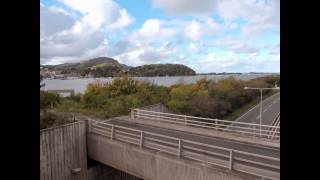 North Wales Coastal Path Llandudno west shore to Conwy