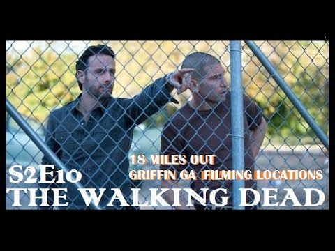 The Walking Dead   S2E10 18 Miles Out  FILMING LOCATION