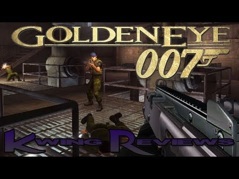 GoldenEye 007 Review (Wii)