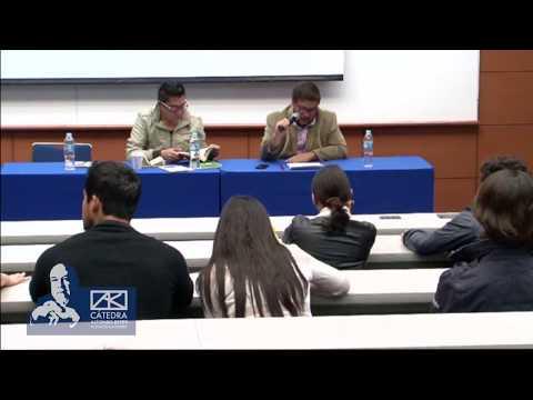 Mesa Escribir poesía en México con JAVIER DE LA MORA y SANTIAGO MATÍAS  (Campus Estado de México)