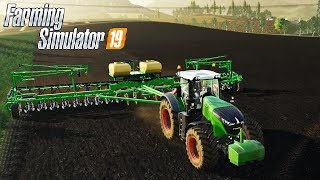 FARMING SIMULATOR 19 #155 - SEMINATRICE GREAT PLAINS YP-2425A 18,2 METRI - GAMEPLAY ITA
