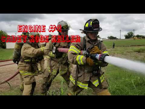Weatherford College Fire Academy 54