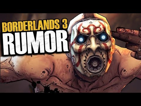 Borderlands 3 RUMOR! 'Borderworlds' Trademark Updated, BL3 Surprise Reveal, & More!