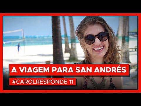 Tudo sobre a viagem para San Andrés - Colômbia | #carolresponde 11
