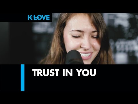 "K-LOVE - Lauren Daigle ""Trust In You"" LIVE"