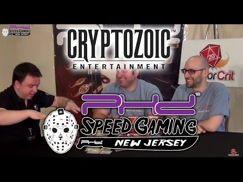 Cryptozoic Entertainment | PHD Speed Gaming