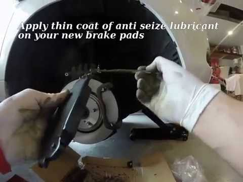 2010 Toyota Highlander Front Brakes Replacement
