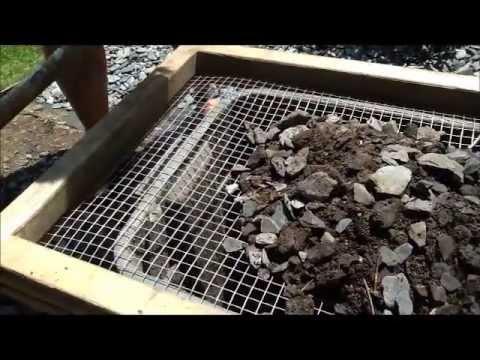 clean landscape rocks