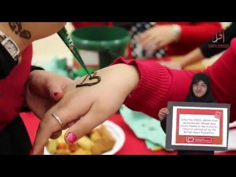 British Heart Foundation 2015 @ Iqra Primary School Slough