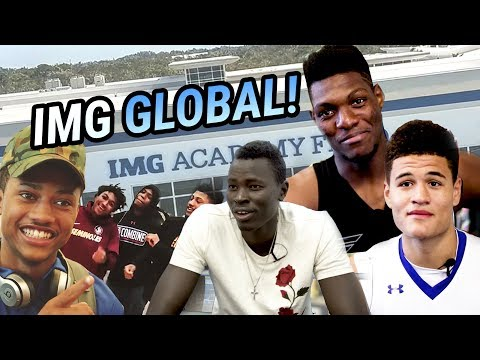 What's The IMG Academy LIFESTYLE!? Noah Farrakhan & More Get DEEP About Playing Away From Home!