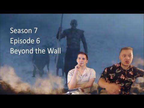 Game Of Thrones Reaction Season 7 Episode 6