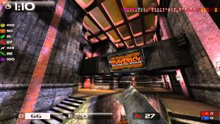 Quake Live: Some things never change.