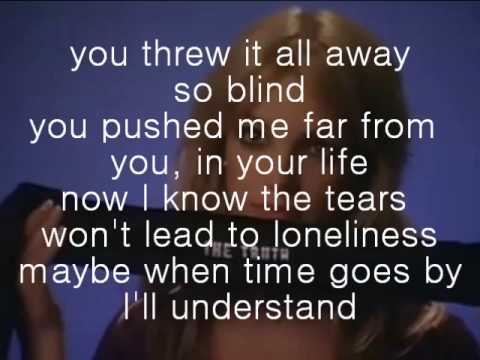 I Run Away lyrics - Britney Spears
