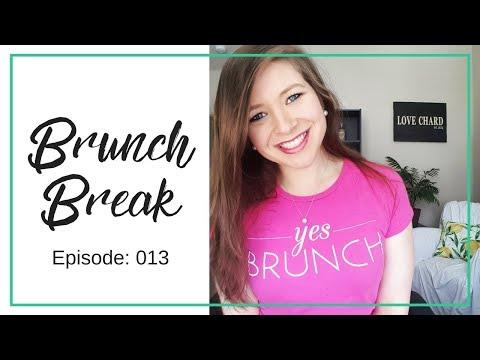 How I travel and still eat like a plant based BOSS  Brunch Break: 013