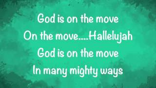 7eventh Time Down - God Is On the Move - (with lyrics) (2015)